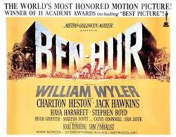 Film Review Ben Hur 1959