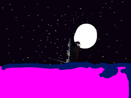 Titanic Sinking Simulation Real Time by Titanic Sinking Simulator On Scratch
