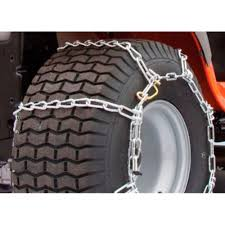 Peerless Snow Blower/Garden Tractor Tire Chains - 1062655 By ...
