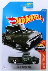 Hot Wheels - Custom '56 Ford Truck Matt Green 2017 HW Hot Trucks ... Hot Wheels Turbo Hauler Truck Shop Hot Wheels Cars Trucks Hess Custom Diecast And Gas Station Toy Monster Jam Maximum Destruction Battle Trackset Ramp Wiki Fandom Powered By Wikia Lamley Preview 2018 Chevy 100 Years Walmart 2016 Rad Newsletter Poll Times Two What Is The Best Pickup In 1980s 3 Listings 56 Ford Matt Green 2017 Hw Hotwheels Heavy Ftf68 Car Hold Boys Educational Mytoycars Final Run Kenworth