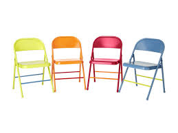 How-to: Colorful Folding Chairs | HGTV