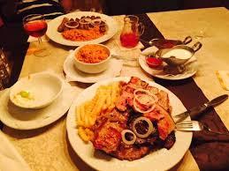 leckere kroatische küche balkan restaurant dubrovnik