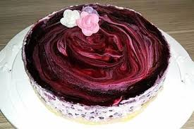 heidelbeer joghurt torte