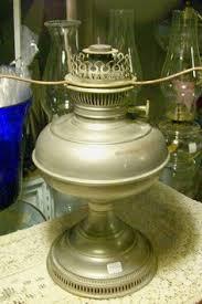 400 00 victorian vase l center draft oil no shade ls