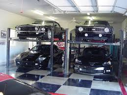 Garage Car Lift Ideas For The House Pinterest Ultimate Auto Garage