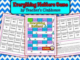 Heres A Board Game For Students To Practice Identifying States Of Matter