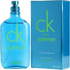 ck one summer eau de toilette fragrancenet