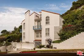 Clifftop House In Pacific Palisades Los Angeles by Sunset Mesa Malibu Homes For Sale Beach Cities Real Estate
