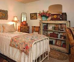 Primitive Decorating Ideas For Bedroom by Bedroom Vintage Home Decor For Bedroom Using White Panelling Wall