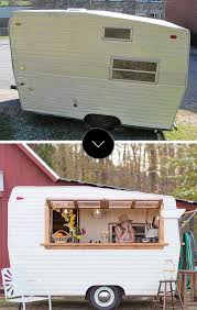 A Renovated Trailer Becomes Business Venture The Before And After On DesignSponge