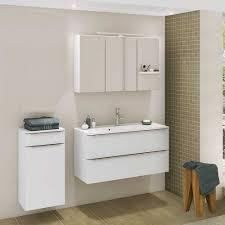 möbel badezimmer in weiß livendas 3 teilig