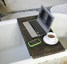 Diy Bathtub Caddy With Reading Rack by Diy Bathtub Tray Designs Fun To Make And Great To Use