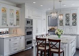 traditional white kitchen ideas Kitchen and Decor