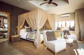 African Safari Themed Living Room by Bush Lodge Sabi Sabi Luxury Safari Lodges
