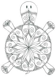 Animal Mandala Coloring Pages For Adults Adult Packed