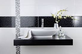 border tiles for bathroom walls home design