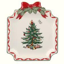Spode Christmas Tree Mugs Candy Cane by Spode Christmas Tree Spode Christmas Tree Peppermint Cake Plate