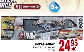cora promotion porte avion soldier set de jeux