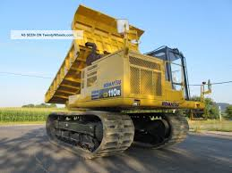 Komatsu Cd110r Cd110 Track Dump Truck Crawler Carrier W/ Cab 12 Ton ... Large Track Hoe Excavator Filling A Dump Truck With Rock And Soil Train Strikes Dump Truck In Taylorsville 2015 Rayco Rct80 New Kubota Diesel Made In Usa Two Trains Hit Killing Driver Morooka Mst1100 Crawler Carrier 5 Ton Capacity Haul Wikipedia Jellydog Toy Tumble Set Car Twister Electric Injured When Flips Near Weymouth Train Tracks News Tracked All Nodwell At Pioneer Rentals Dumptruck