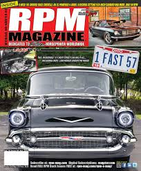 RPM Magazine April 2018 By RPM Magazine - Issuu