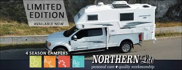 What's New | Northern Lite Truck Campers