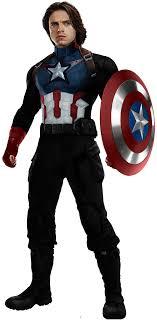 Captain America Bucky Barnes