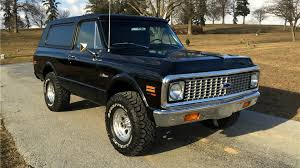 100 1971 Chevy Truck Why Did This K5 Blazer Sell For 220K