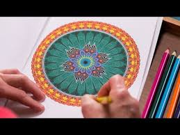 Colorama Adult Coloring Books Can Relieve Stress