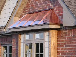 Craftsman House With Copper Awnings - Google Search | House ... Glass Canopy Over Front Door Image Collections Doors Design Ideas Copper Window Awnings A Awning On The Side Of Building Stock Photo Whlmagazine Collections Best Friend Arched Flat Seam Door Awning Raleighroofingcom Architectural Articles With Canvas Tag Amusing Awnings Metal Direct Innovation 127 Images Pinterest Standing Seam Atlantic Gallery Summit Inc Porch