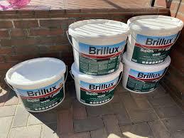 brillux superlux 3000 neu weiße innen farbe 15 liter eimer