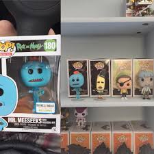 Got the last Barnes and Noble Mr Meeseeks in Leominster MA Now to