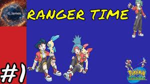 ranger part 1 it s ranger time pokémon ranger part 1