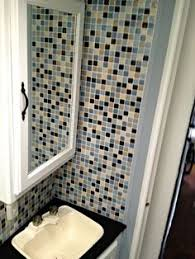 smart tiles mosaik 9 85 x 9 85 mosaic tile in multi rv s
