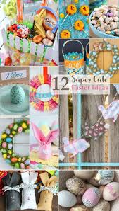 12 Super Cute Easter Ideas To Make Your Fun Recipes Crafts