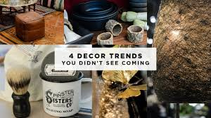Inside NY NOW 4 Interior Design Trends For 2018