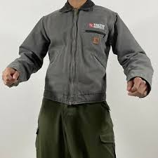 104 Carhart On Sale T Button Jackets For Men For Ebay