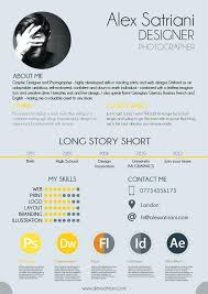 Good Graphic Design Resume Designer Examples Beautiful The Best Ideas On
