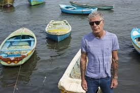 Anthony Bourdain s Most Prized Souvenirs Include a Bronze Deer