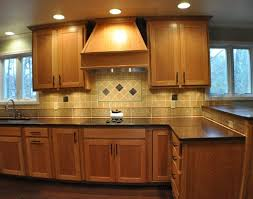 kitchen cabinet cool light brown kitchen cabinets on a budget