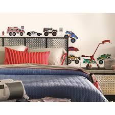100 Monster Truck Bedroom Decor Ebay Lovely S Jam Wall Stickers