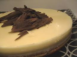 truffon au chocolat blanc