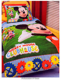 disney mickey oh boy gosh licensed full comforter set w fitted
