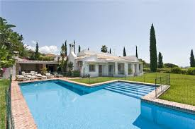 Term Rentals Apartments Mijas Costa Rentals And Term Rentals Beautiful Villa With Sea Views And Fenced Pool