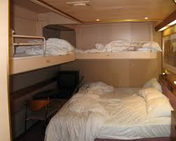 Carnival Ecstasy Cabin Plan by 4 Adults In Interior Room Good Idea Cruise Critic Message