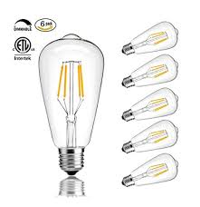 top 10 best led candelabra bulbs for home in 2018 reviews
