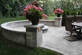 led retaining wall light profile design profile and landscaping