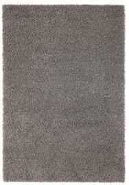 de ikea hen langflor teppich in grau 160x230cm