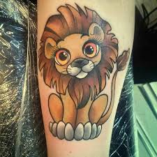 The Best Lion Tattoos