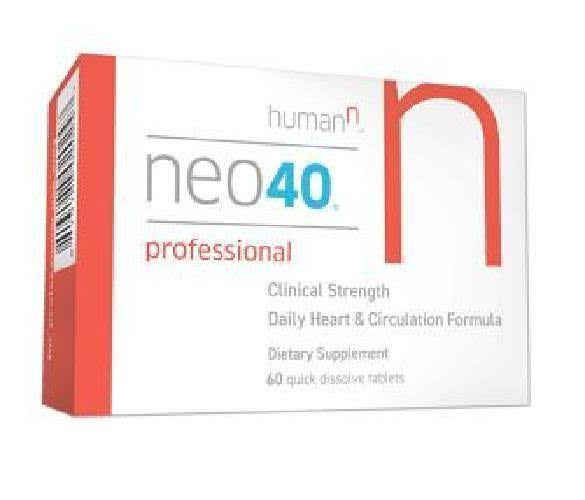 Neogenis Neo40 Professional Supplement - 60 Count