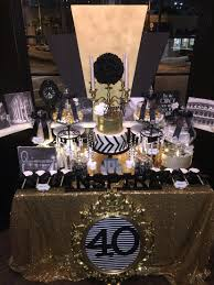Pink White And Gold Birthday Decorations by Black And White Bowtie Ball Event Decor Bar And Gold
